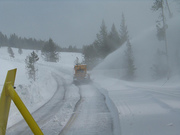 Yellowstone Plow Crew - March 2006