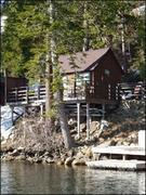 My cabin from SSC...South Lake Tahoe, CA