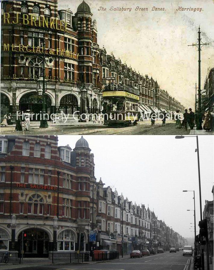 The Salisbury 1909