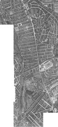 Aerial RAF Composite of Harringay sometime between 1943 & 1955 (see discussion)