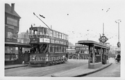 Turnpike Lane Tram Islands 1937