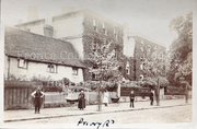Priory Road Hornsey, c1890