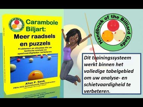 Video boeken voor Carambole Biljart: Meer raadsels en puzzels (nl)
