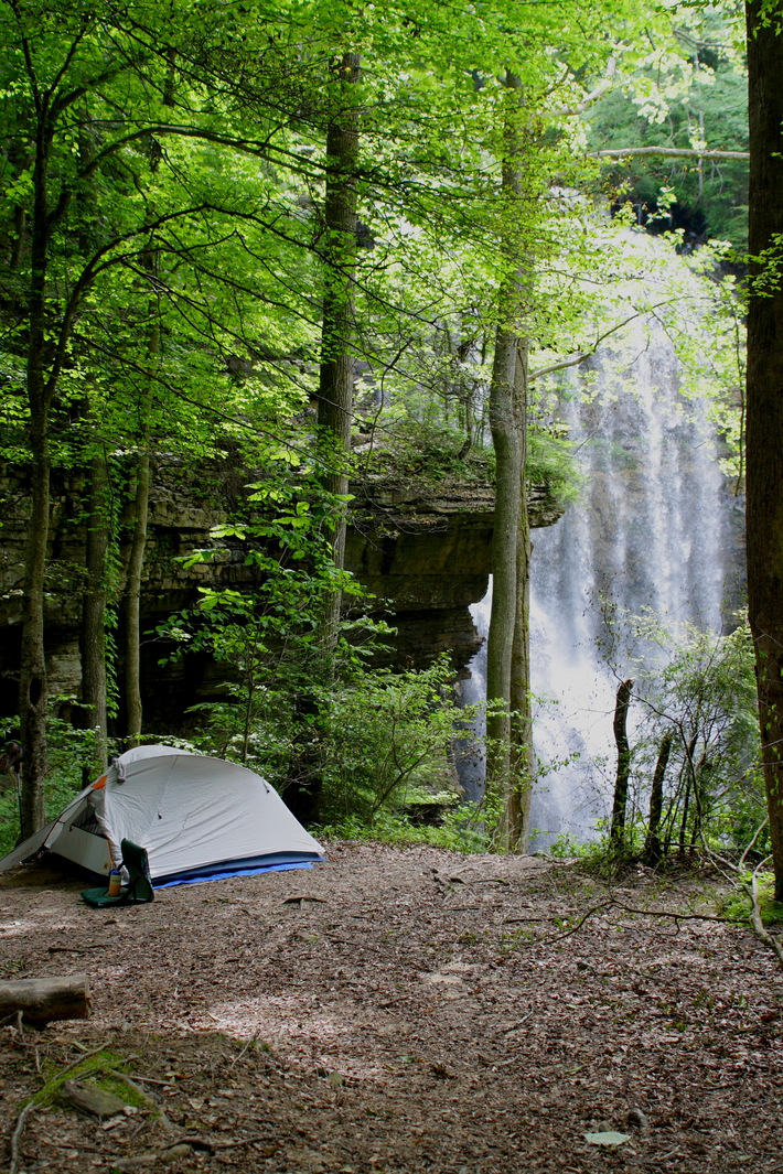 The Ultimate East Tennessee Campsite