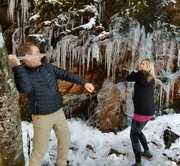 Icicle Duel
