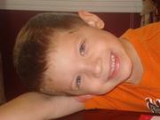 Brogan's Famous Cheesy Smile