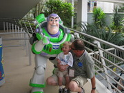 Baylor, Dad, and Buzz