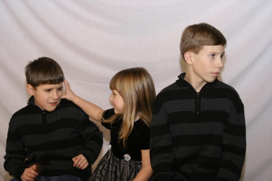 Tyler, Tatum, Cody