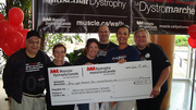 muscular dystrophy cheque