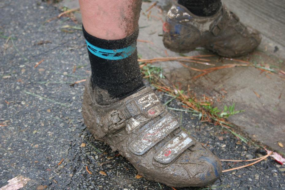 A rare muddy day in Colorado!