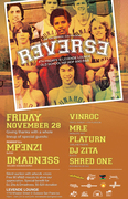 REVERSE Fourth Fridays @ Levende
