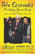 Pete Escovedo's Birthday