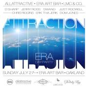 ATTRACTION Day Party/Variety Show/Industry Mixer