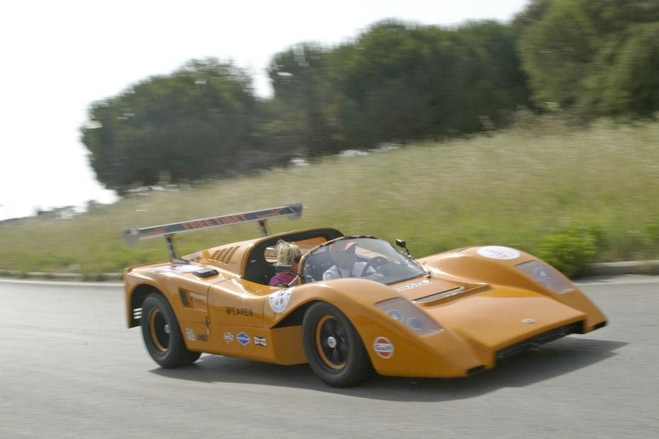 Manta McLaren M8