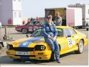 XJ-S class E car at Anglesey 18th April first time out and 4th in XJ-S race and 2nd in class.