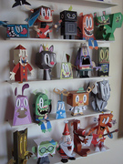 Custompapertoys