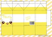 Banana_Milky_PaperCraft_by_kickass_peanut