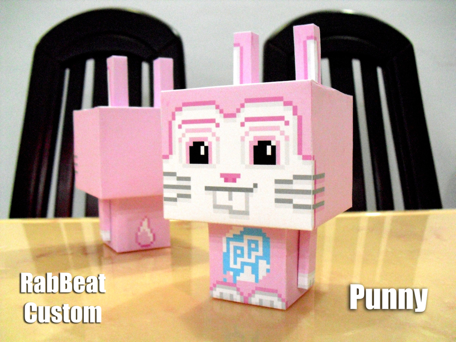 RabBeat custom - Punny