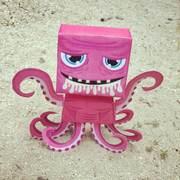 squid monster