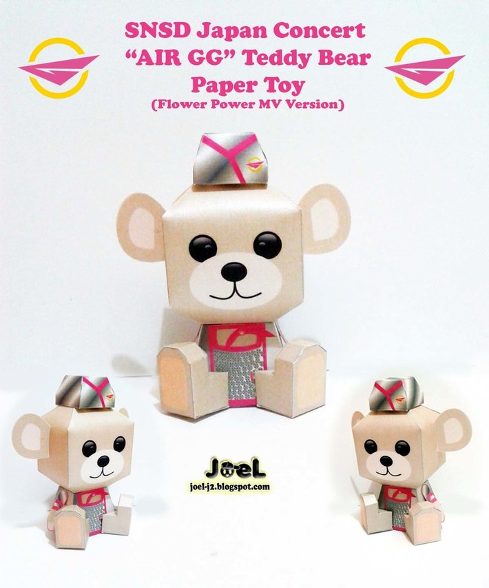 Teddy bear snsd