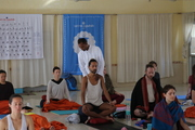 Hatha Yoga Center in Rishikesh India
