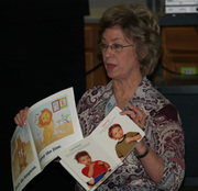 Ann and Story Books