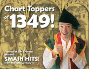 Chart Toppers of 1349!