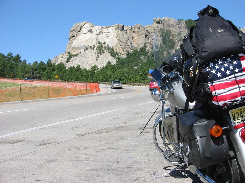 Motorcycle Trip to South Dakota