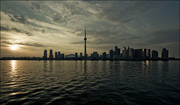 From Centre Island . . .