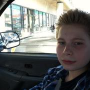 Such a handsome Grandson  Evan 03_20_13