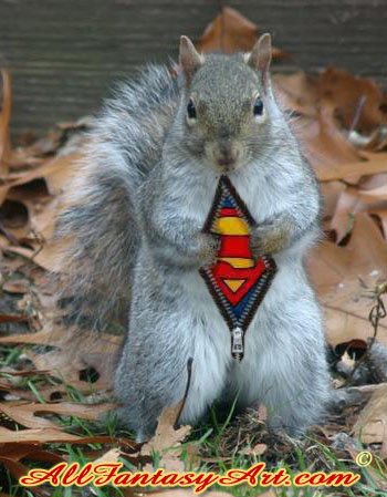 super squirrel Girl!