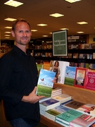Rich at Barnes & Noble