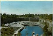 Sugar creek stone quarry 1985