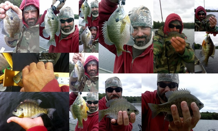 20140912--FELT LIKE NOVEMBER PANFISH OUTING
