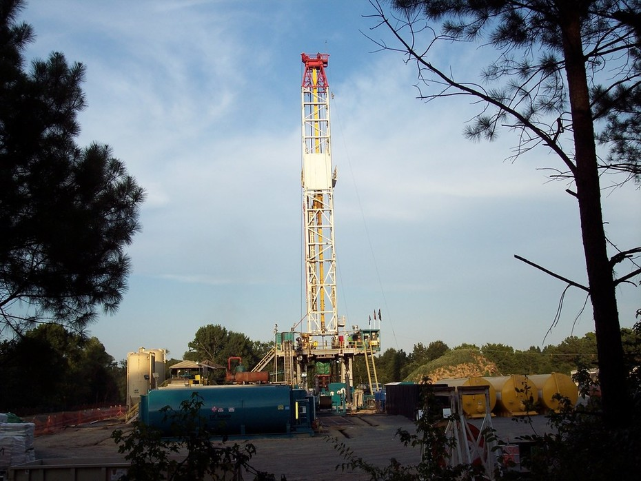 Keithville shale