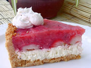 Strawberry Cream Pie: You can take the girl out of the south but...