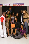Lincoln High School Next Top Model Shoot