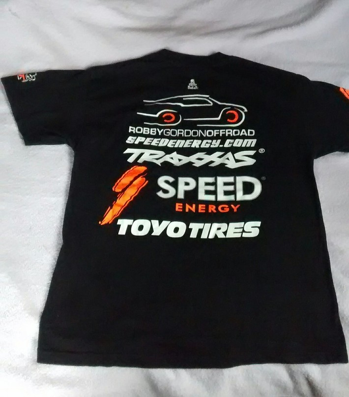 SPEED ENERGY Dakar T-Shirt
