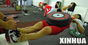 Chinese Weightlifting Core Training