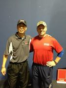 Rob Toy and John Mikula_John 3:13 Baseball Clinic
