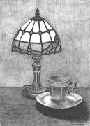 Lamp and Tea Cup (2009)