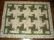 Murder by Serpents Mystery Quilt