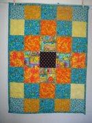 "Baby ""Quiet"" Quilts by NeNe"
