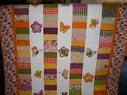 My Granddaughter's quilt