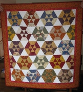 My Finished Quilts Up To 2015, machine-pieced