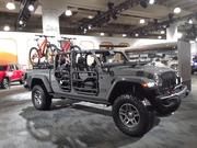 New York International Auto Show 2019 Jeep Gladiator