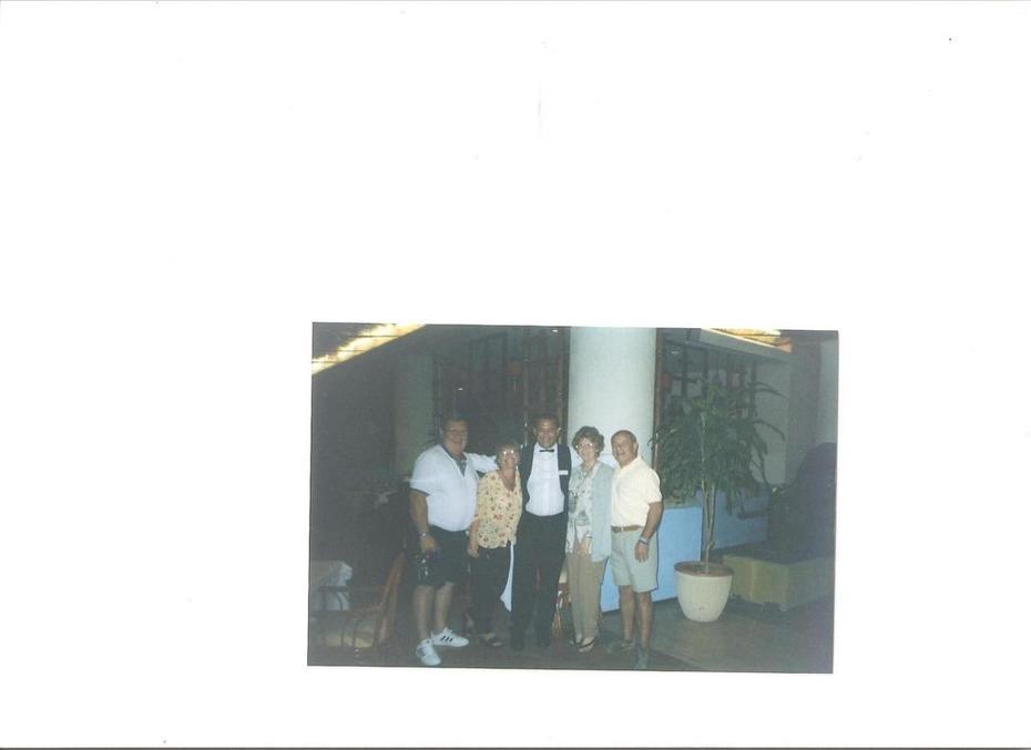 Baradero y los amigos Reynaldo y Alicia zacarías