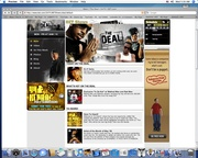 G DINERO ARTIST OF MONTH MAY 2009