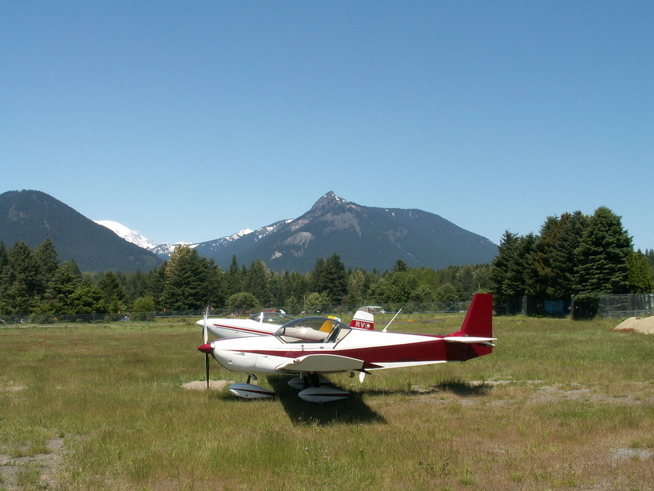 Packwood Airport, WA