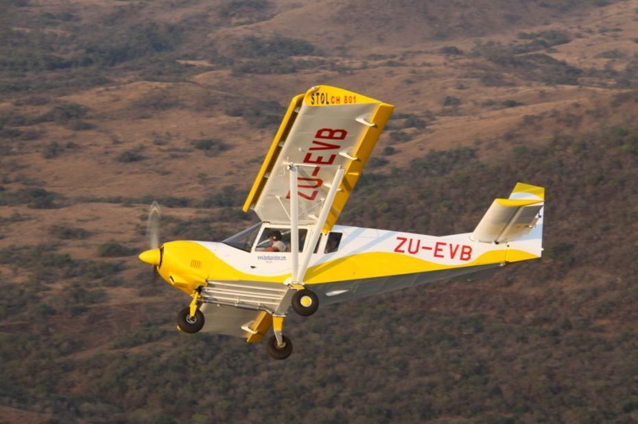 STOL CH 801 in South Africa - Zenith Aircraft Builders and Flyers